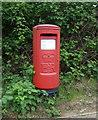 TF6002 : Elizabeth II postbox on Sovereign Way, Downham Market by JThomas