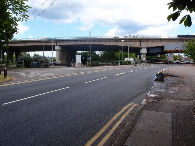 A14 viaduct