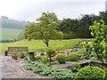 SO6693 : Hall Garden by Gordon Griffiths
