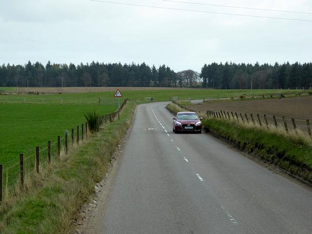 A939 near Househill