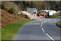 NH8952 : A939 Park Quarry by David Dixon