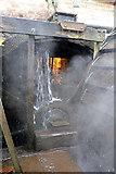 SK3281 : Abbeydale Industrial Hamlet - water and steam by Chris Allen