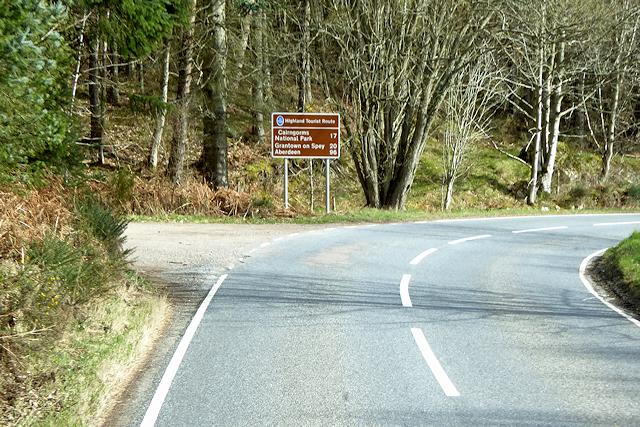 A939 Highland Tourist Route