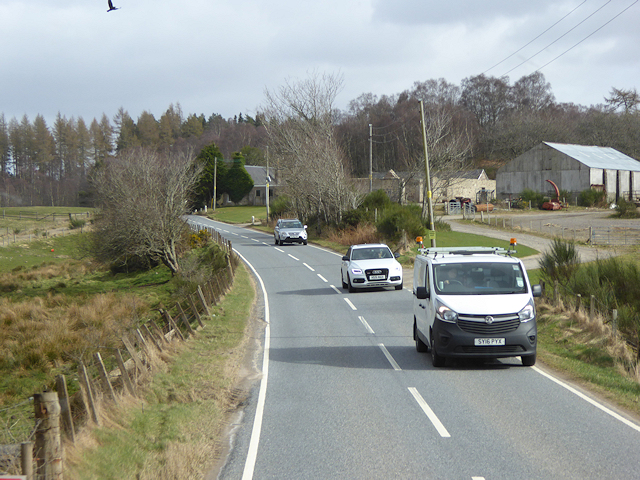 A939 at Belivat Farm