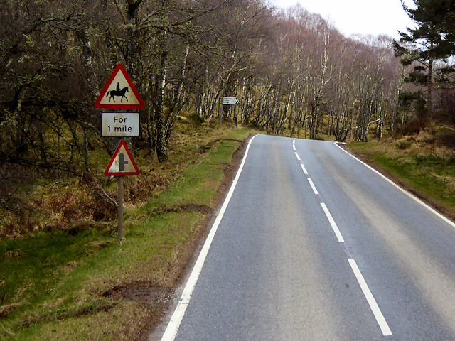 A939 Southbound