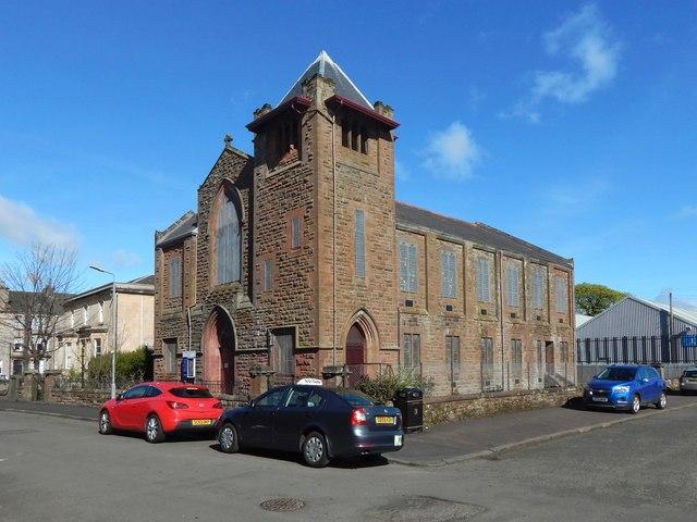Dumbarton Free High Church