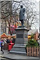 SJ8398 : Frasers Statue by N Chadwick