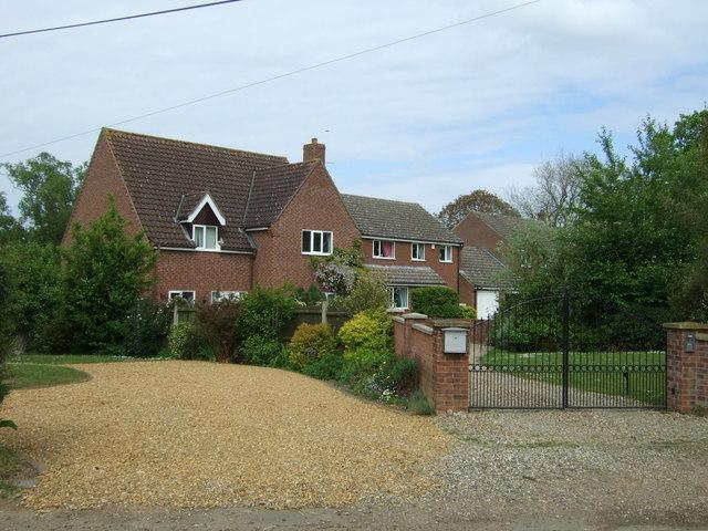 House in Little Ellingham