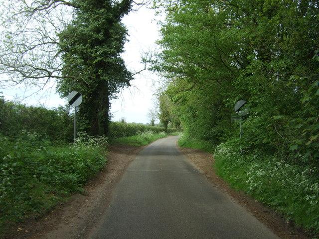 Leaving Little Ellingham