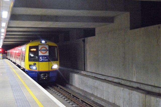 Dalston Junction Train Station