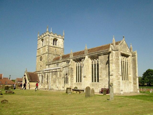 Skipwith  Parish  Church  St  Helen's