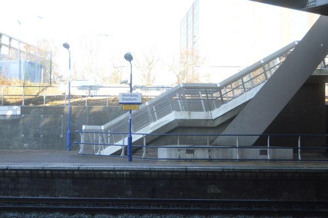 Wembley Stadium Station