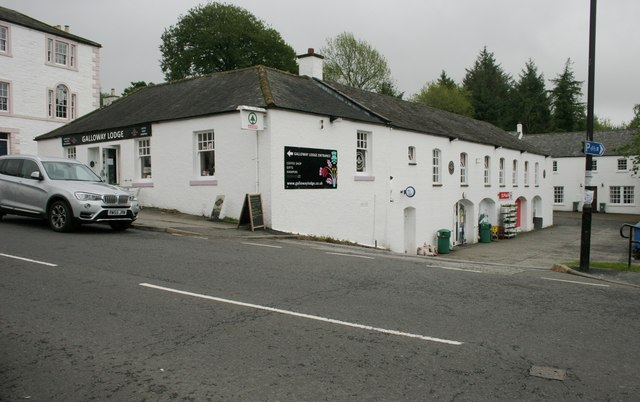 Galloway Lodge and Spar