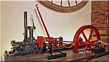 SK3588 : Kelham Island Industrial Museum - 'landmark' engine by Chris Allen