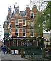 "TQ3183 : ""The Camden Head"" public house, Camden Walk, Islington by Julian Osley"
