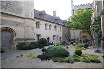 SP5206 : Chaplain's Quad, Magdalen College, Oxford by Rich Tea