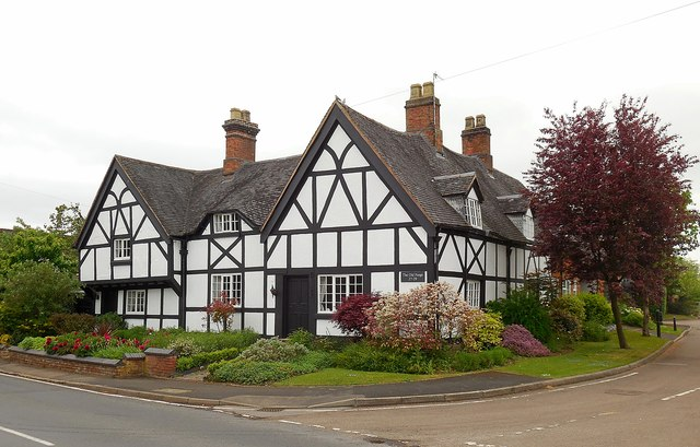 Stretton Under Fosse-The Old Forge
