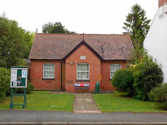 Stretton Under Fosse Village Hall