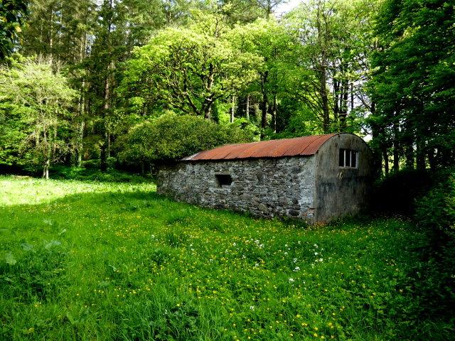Old farm building, Latbeg