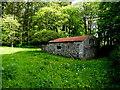H5354 : Old farm building, Latbeg by Kenneth  Allen