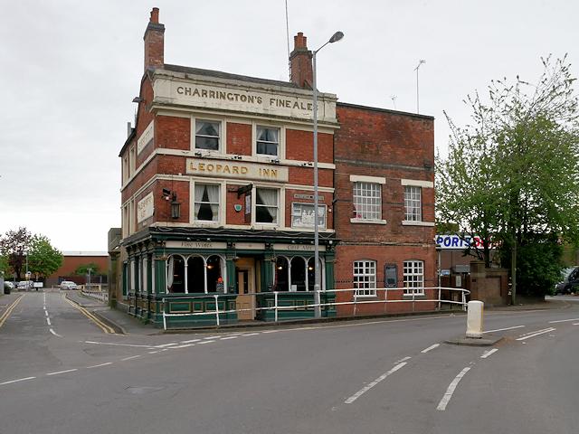 Leopard Inn, Burton on Trent
