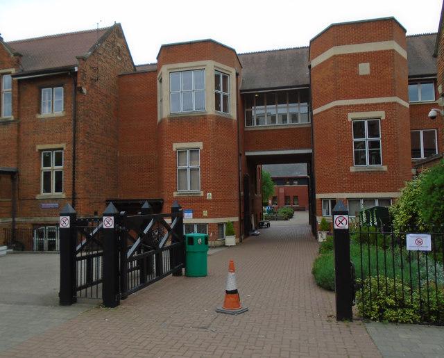 Hills Road Sixth Form college