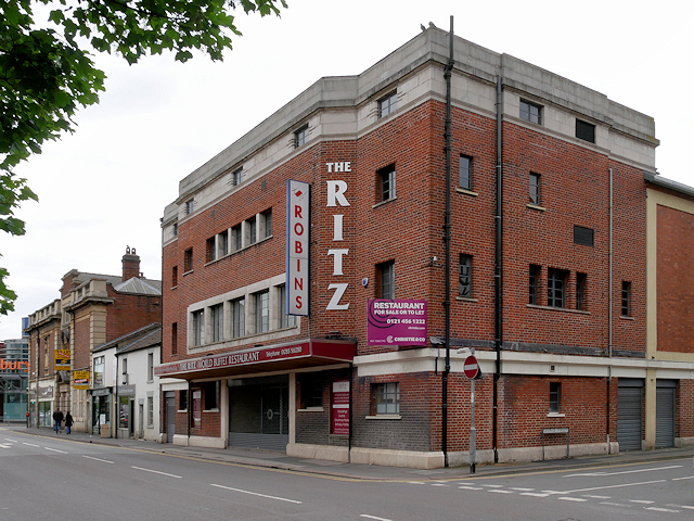 Former Ritz Cinema, Burton on Trent