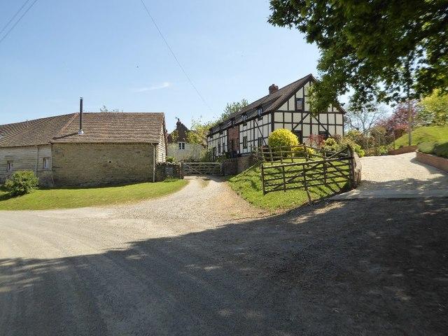 Church House, Richards Castle