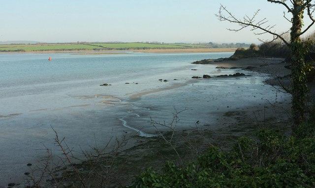 River Camel estuary
