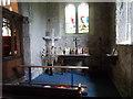 SD8172 : St Oswald's - Side Chapel by Betty Longbottom