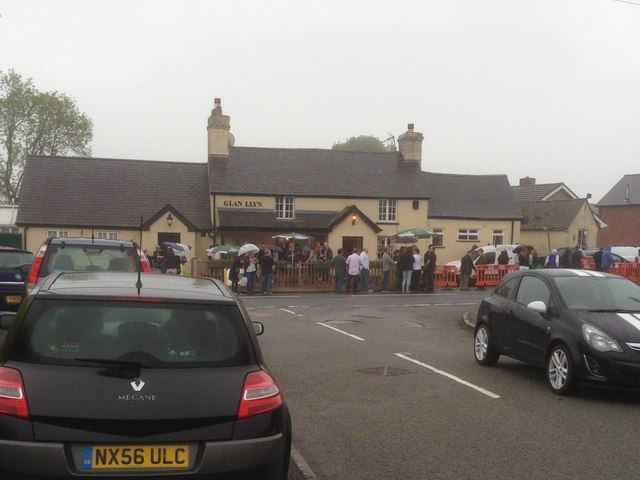 Busy Day at the Glan Llyn