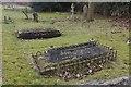 SU6784 : Couple of Tombs by Bill Nicholls