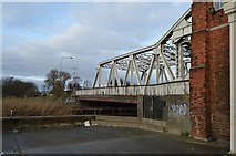 TA0832 : Sutton Road Bridge by N Chadwick