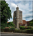 TQ2597 : Church of St Mary the Virgin, Monken Hadley by Julian Osley