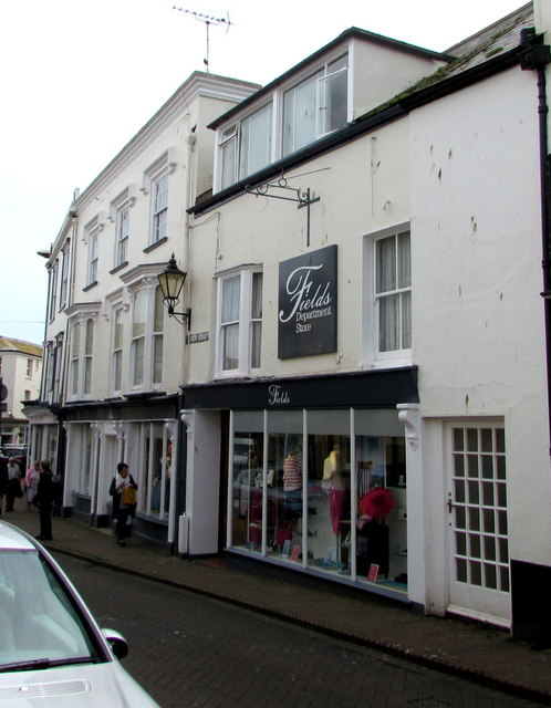 Fields Department Store, Sidmouth