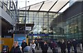 SJ8497 : Piccadilly Station by N Chadwick
