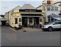 SY1287 : The Marine pizzeria, Sidmouth by Jaggery
