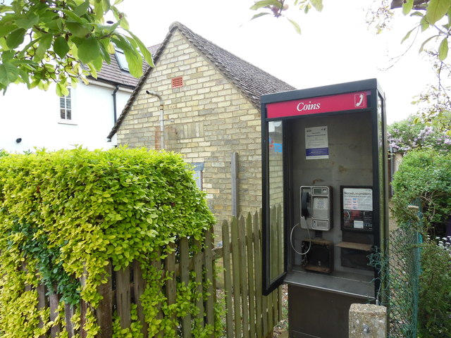 KX200 Telephone Kiosk in Whitwell, Herts