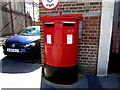 H7962 : Double postbox, Market Square, Dungannon by Kenneth  Allen