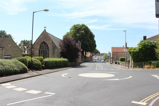 Wells, Chamberlain Road