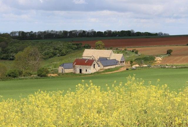 Barn renovation near Farmcote