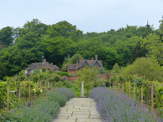 The Walled Garden, Chartwell