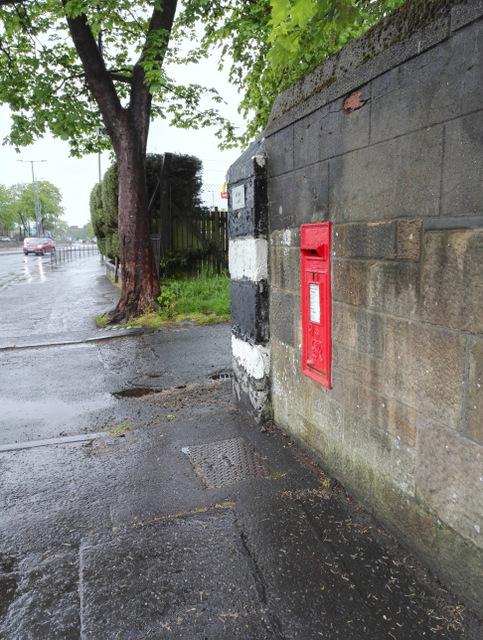 Postbox on Renfrew Road