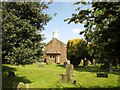SE6334 : All  Saints  Parish  Church  and  graveyard  Barlby by Martin Dawes