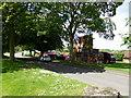 SK9924 : Dormans Funfair in Corby Glen by Bob Harvey