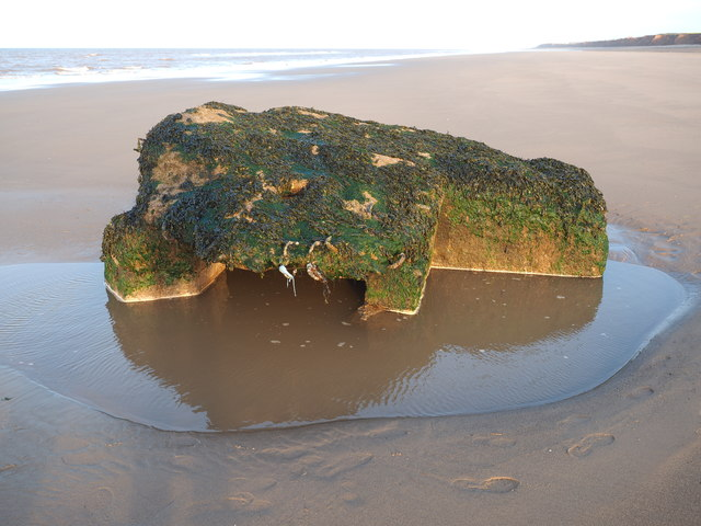 Semi-Submerged Pillbox