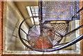 TF0676 : Spiral stairs, St Hugh's church, Langworth by Julian P Guffogg