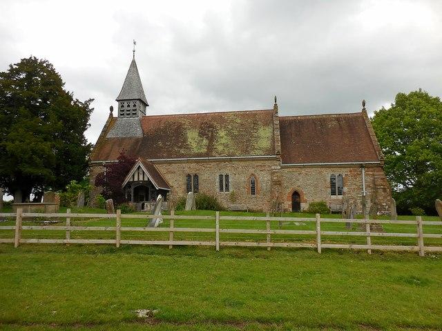 Preston Bagot Church