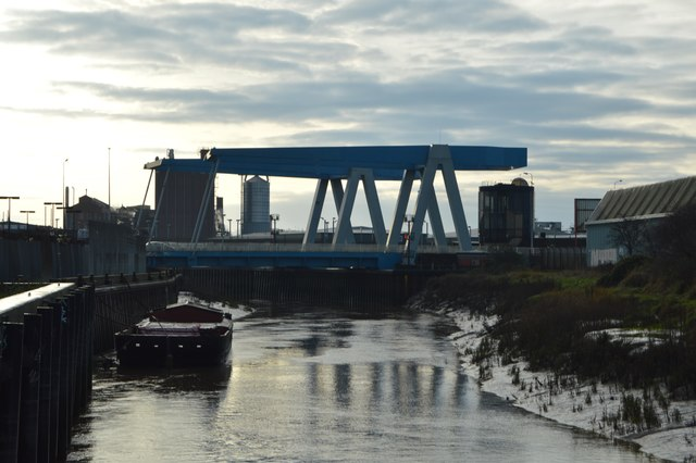 Stoneferry Bridge