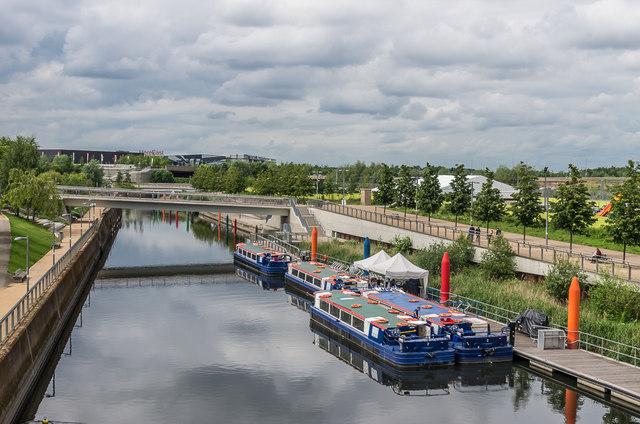 Waterworks River
